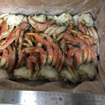 Crab - Dungeness Clusters