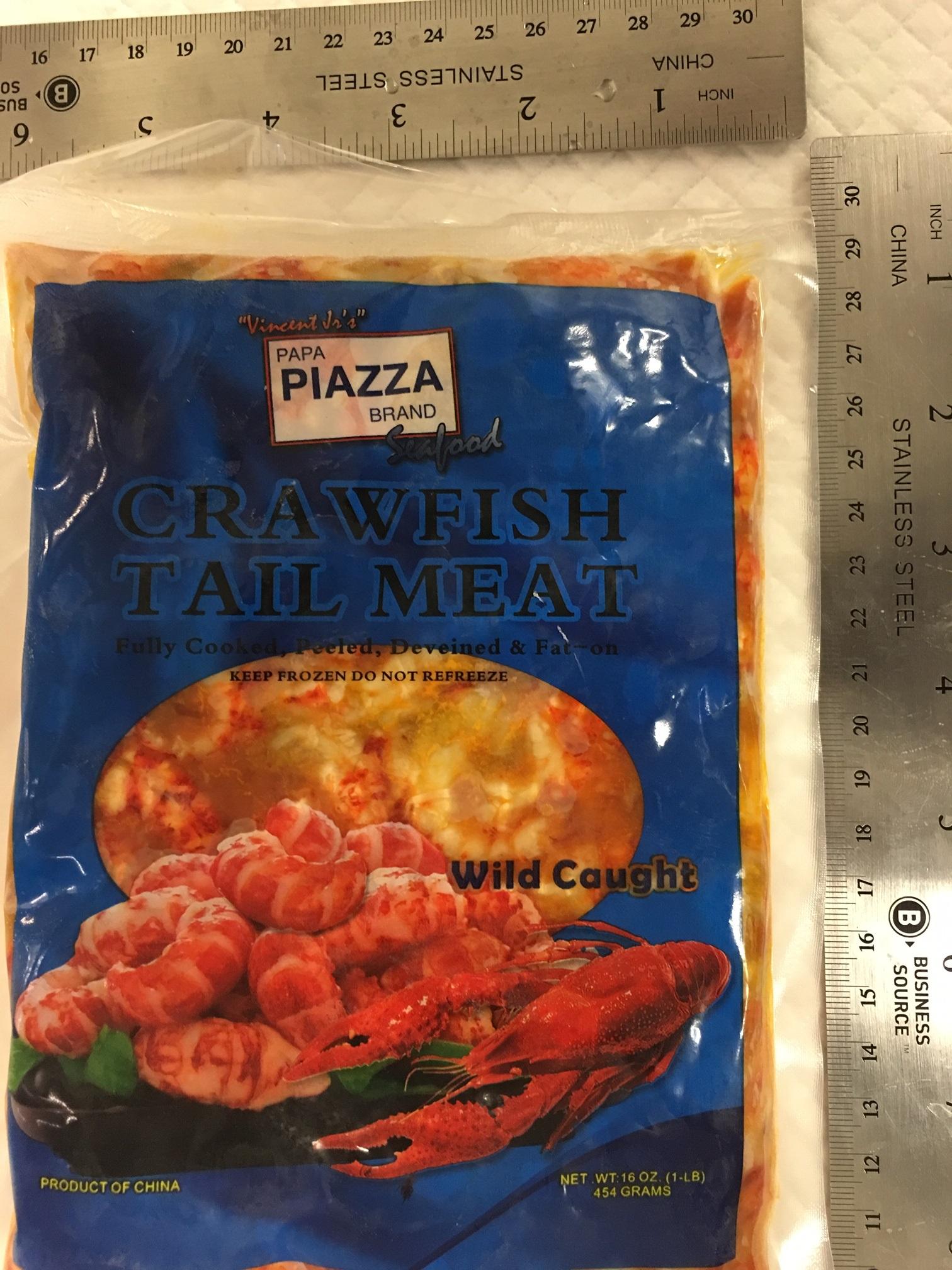 Crawfish - Tail Meat