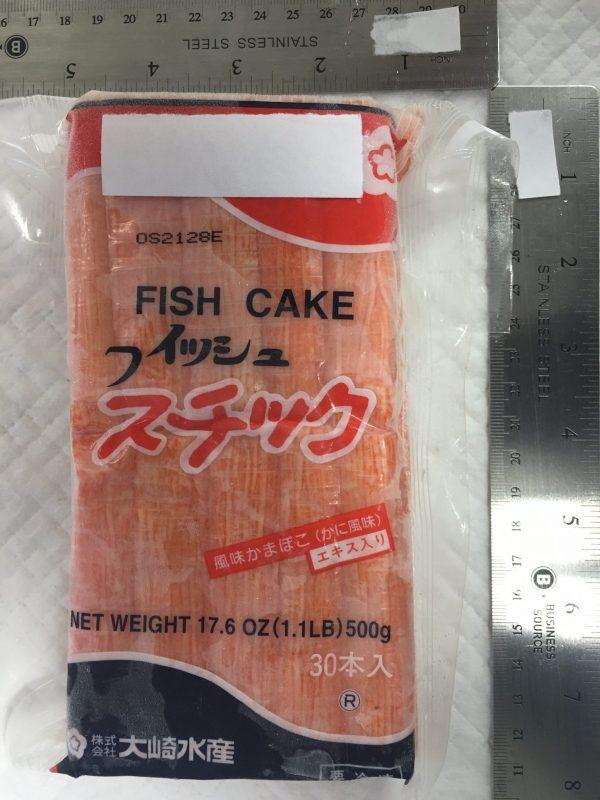 Kani - Fish Cake
