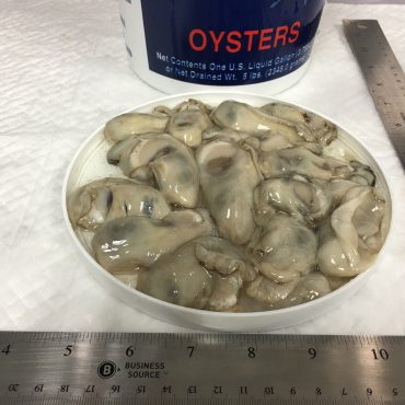 Oysters - Meat/Cleaned